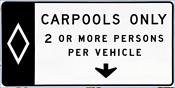 LifeSocial Understanding Carpool Lanes