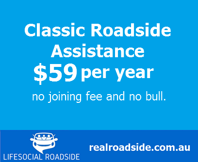 LifeSocial Roadside Assistance Classic for $49 per year
