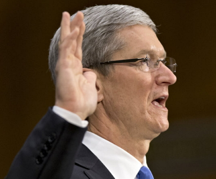 Tim Cook, Uninventive, Lacks knowledge in security