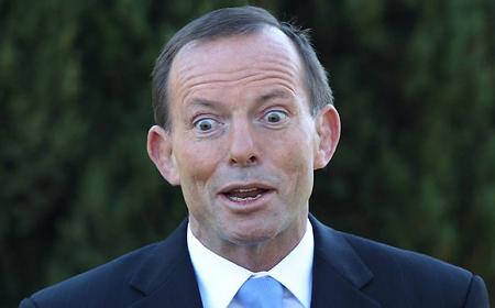 Tony Abbott on the Sydney Seige